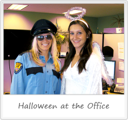 Halloween at the Office